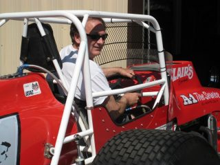 Richard Dutchman, sitting in his beloved Ditlevsen, HOF 2011-2012 Hall of Fame Champ C